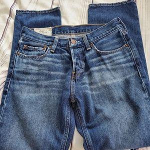 Men's Hollister Slim Straight Size 29/30 J…